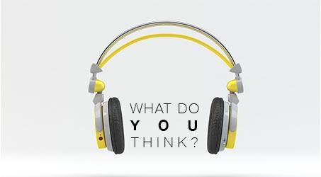 what do you think headphones